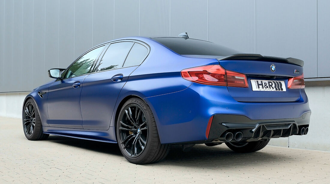 H&R BMW M5 Competition