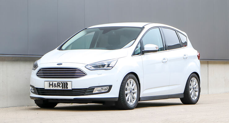 H&R Ford C-Max