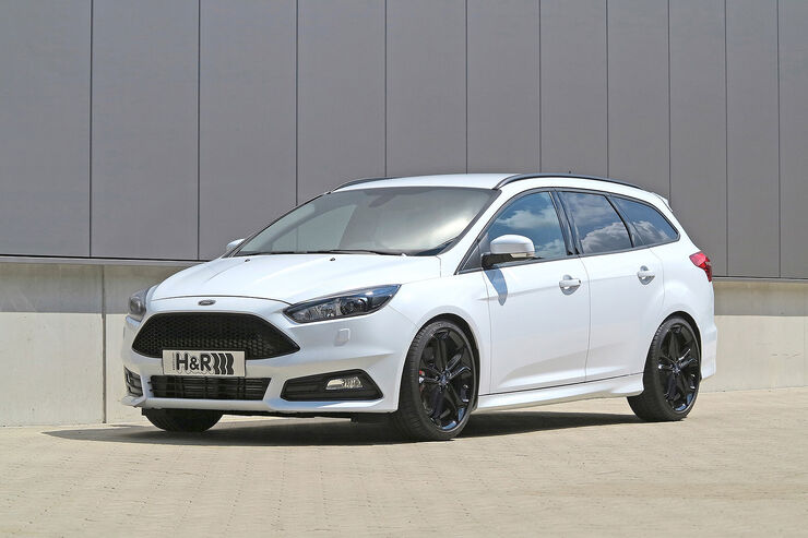 H&R Ford Focus ST Turnier
