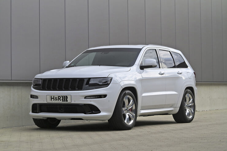 H&R Jeep Grand Cherokee