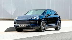 H&R Porsche Cayenne