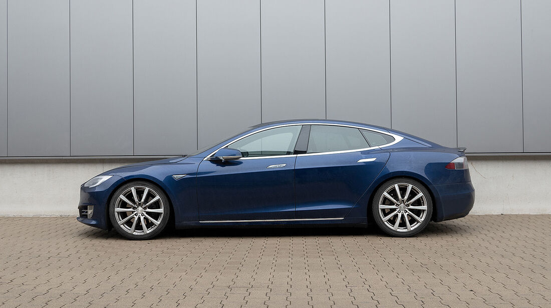 H&R Tesla Model S