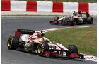 HRT Formel 1 GP Spanien 2012