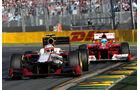 HRT GP Australien 2012