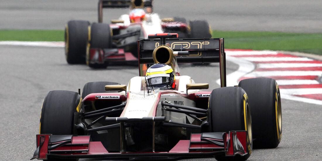 HRT GP China 2012