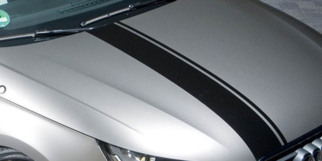 HS Motorsport Audi A1 Motorhaube