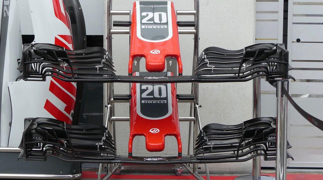 Haas F1 - Formel 1 - GP Österreich - 28. Juni 2018