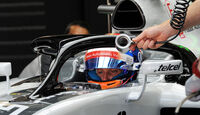 Haas - Halo-Test - Formel 1 - 2016
