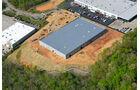 Haas Racing - Fabrik - Mooresville
