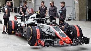 HaasF1 - Formel 1 - 2018