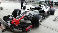HaasF1 - Formel 1 - GP China - Shanghai - 12. April 2018