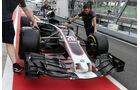 HaasF1 - Formel 1 - GP Malaysia - Sepang - 28. September 2017