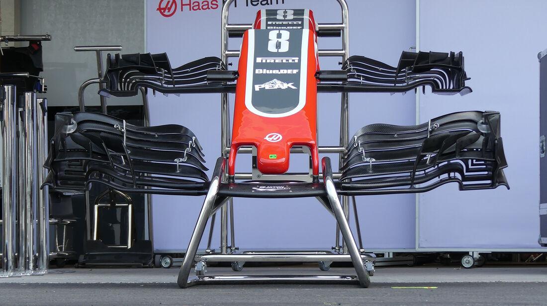 HaasF1 - Formel 1 - GP Mexiko - 24. Oktober 2018