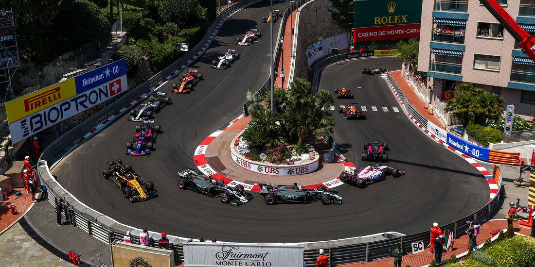 HaasF1 - Formel 1 - GP Monaco 2017