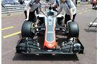 HaasF1 - Formel 1 - GP Monaco - 25. Mai 2016