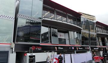 HaasF1 - Formel 1 - GP Monaco - Mittwoch - 22.5.2018