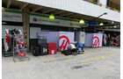 HaasF1 - GP Brasilien 2016 - Sao Paulo - Interlagos - Mittwoch - 9.11.2016
