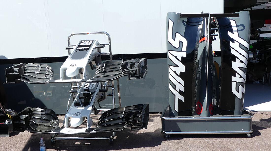 HaasF1 - GP Monaco - Formel 1 - 14. Mai 2017