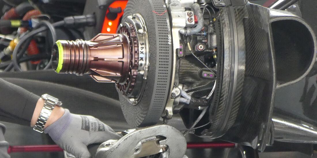 HaasF1 - GP Russland - Sotschi  - Formel 1 - 28. April 2017
