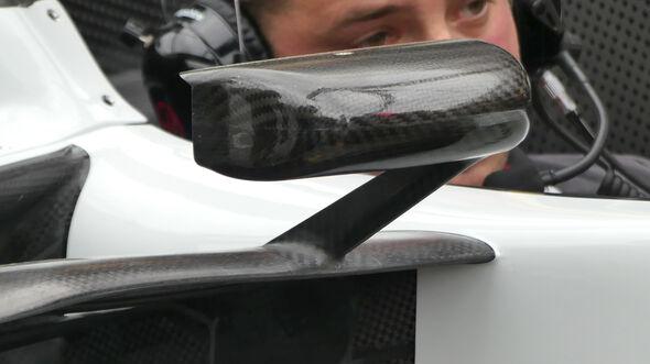 HaasF1 - Technik - GP Kanada 2018