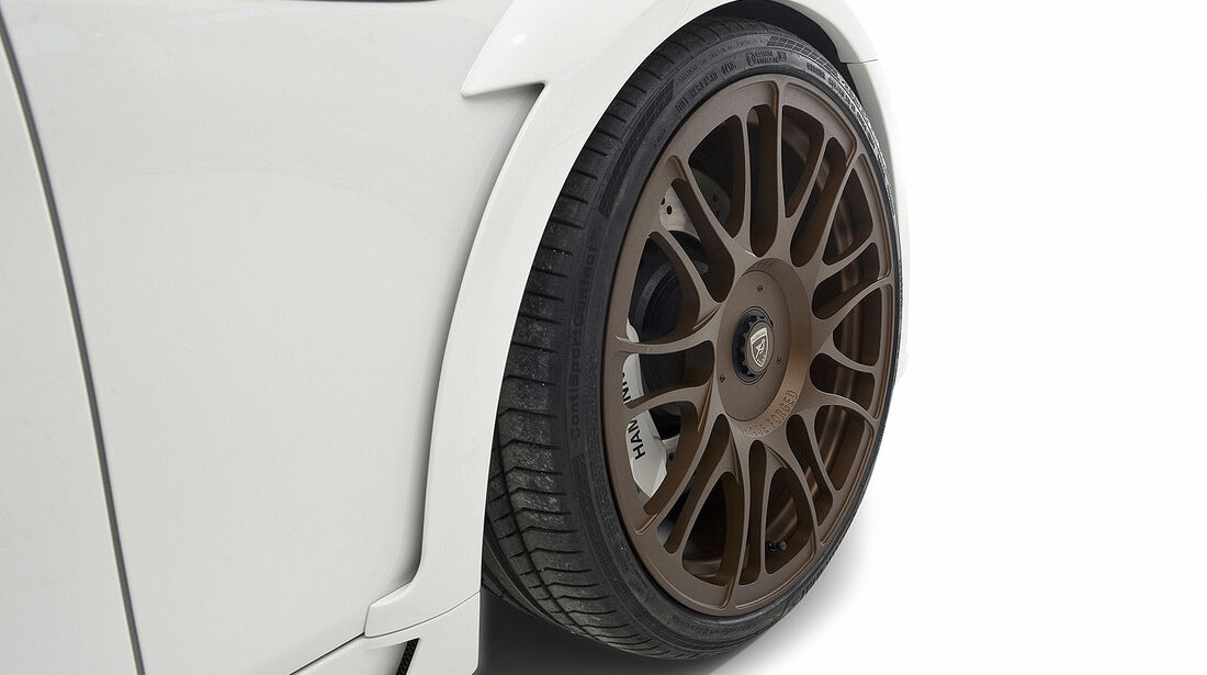 Hamann BMW M5, Felge, Rad