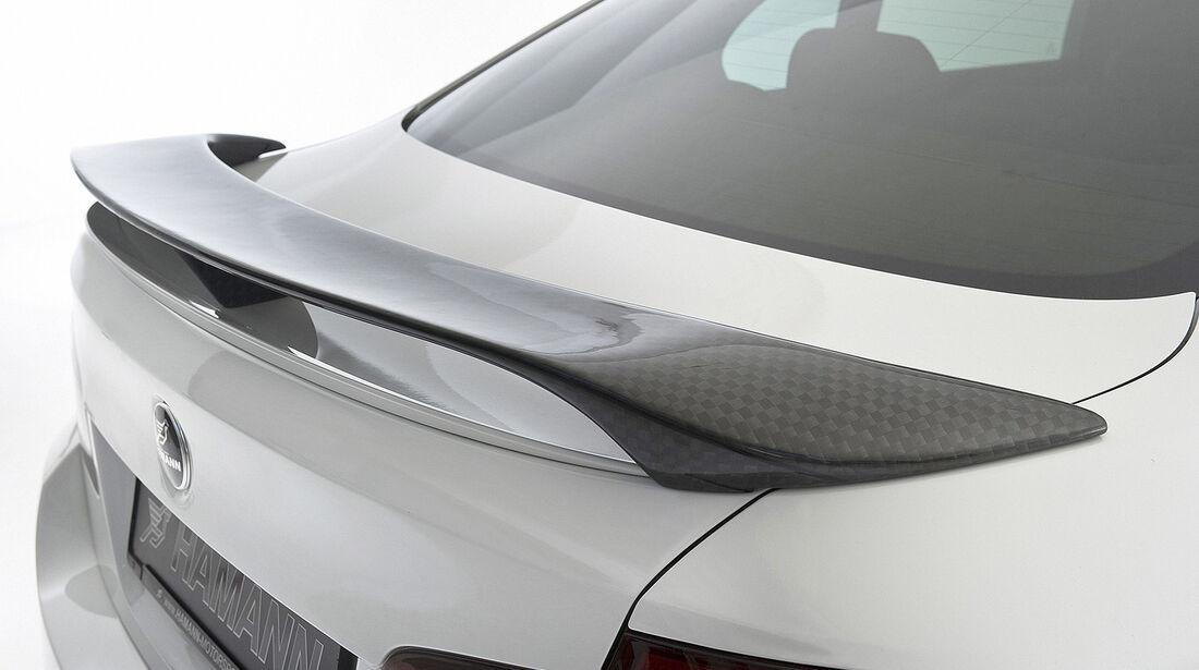 Hamann BMW M5, Heckspoiler
