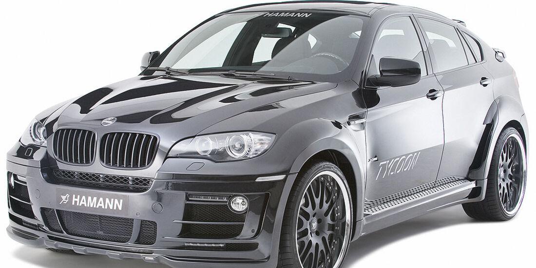 Hamann BMW X6 Tycoon