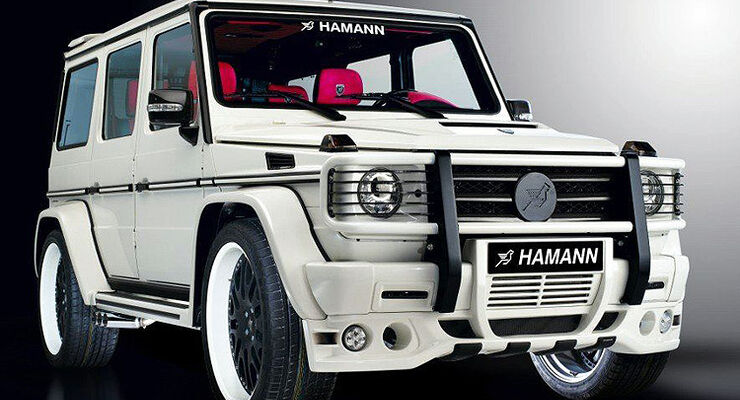 Hamann Mercedes G55 AMG