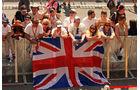 Hamilton-Fans - Formel 1 - GP Spanien - Barcelona - 8. Mai 2014