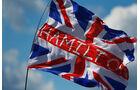 Hamilton-Fans - GP England 2014