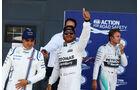 Hamilton - Rosberg - Massa - GP England - Silverstone - Qualifying - Samstag - 4.7.2015