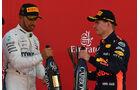Hamilton & Verstappen - Formel 1 - GP Spanien 2018
