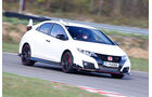 Handling-Check, Honda Civic Type R