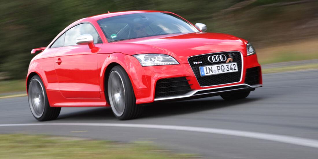 Handlingvergleich, Audi TT