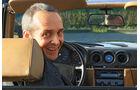 Harald Ditter im Mercedes-Benz 500 SL
