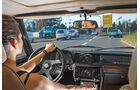 Hartge-BMW 528, Cockpit, Fahrersicht