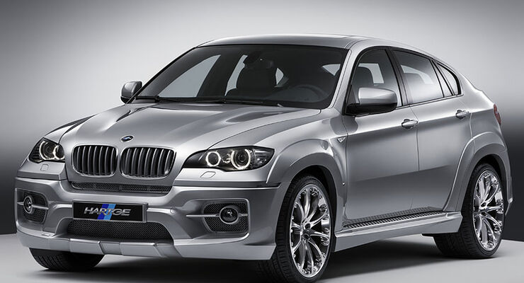Hartge Bmw Xdrive 40d Tuning Volle Ps Power F 252 R Den