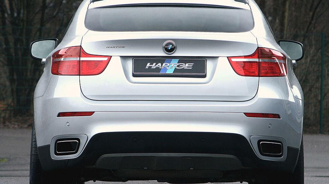 Hartge BMW X6 Heck