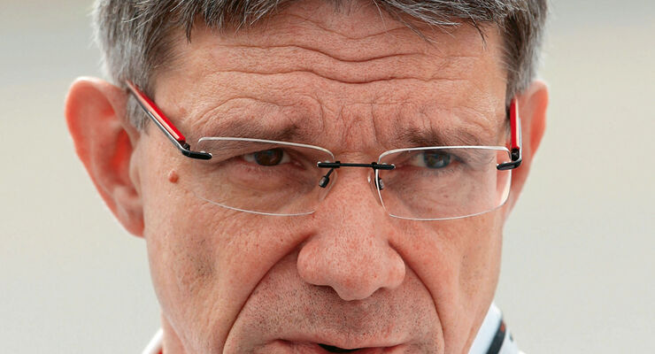 Hartmut Kristen, Porsche-Sportchef