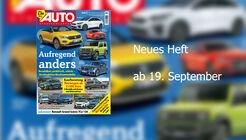 Heftvorschau, AUTOStraßenverkehr, Teaser