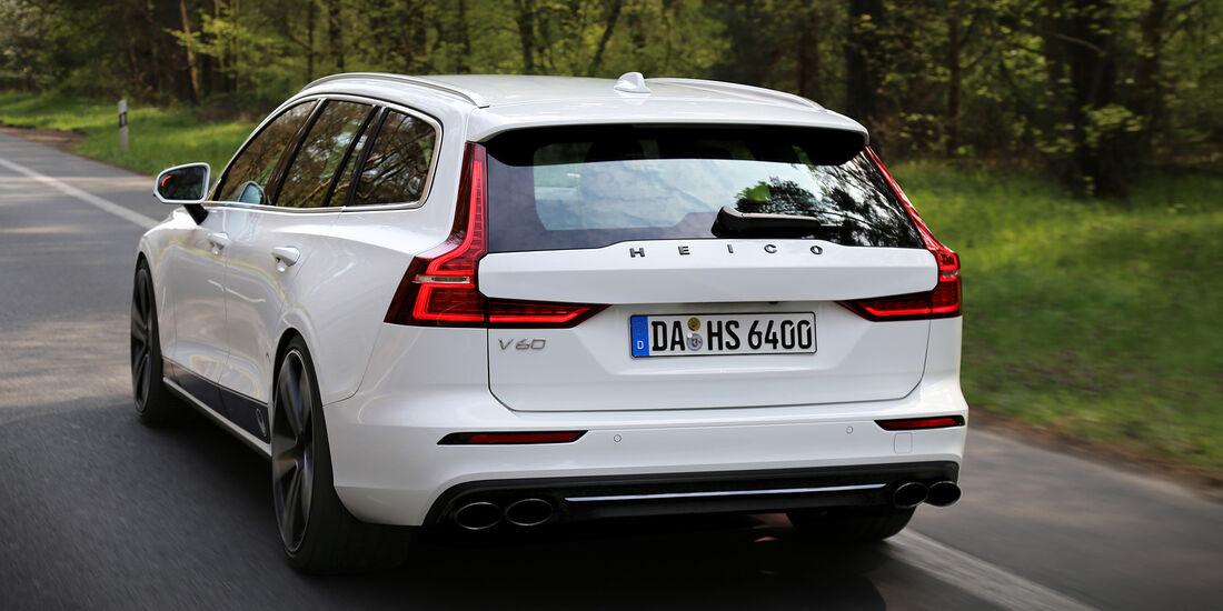 Heico Sportiv Volvo  V60 T6