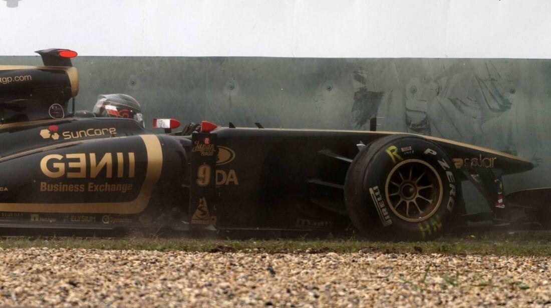 Heidfeld Formel 1 GP China 2011