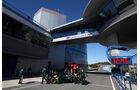 Heikki Kovalainen - Caterham - F1-Test Jerez 2012
