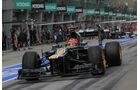 Heikki Kovalainen Formel 1 2012