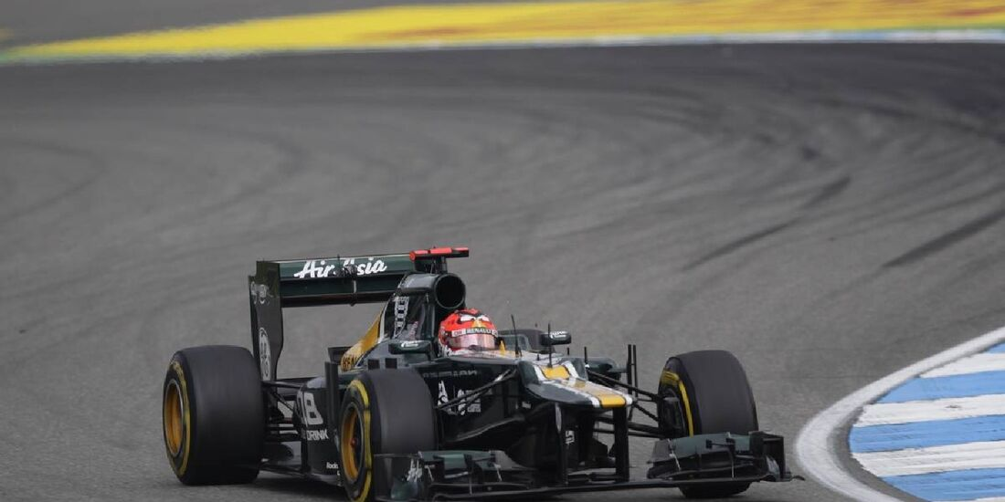 Heikki Kovalainen - Formel 1 - GP Deutschland - 21. Juli 2012