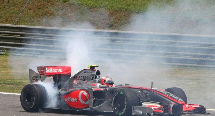 Heikki Kovalainen GP Brasilien 2009