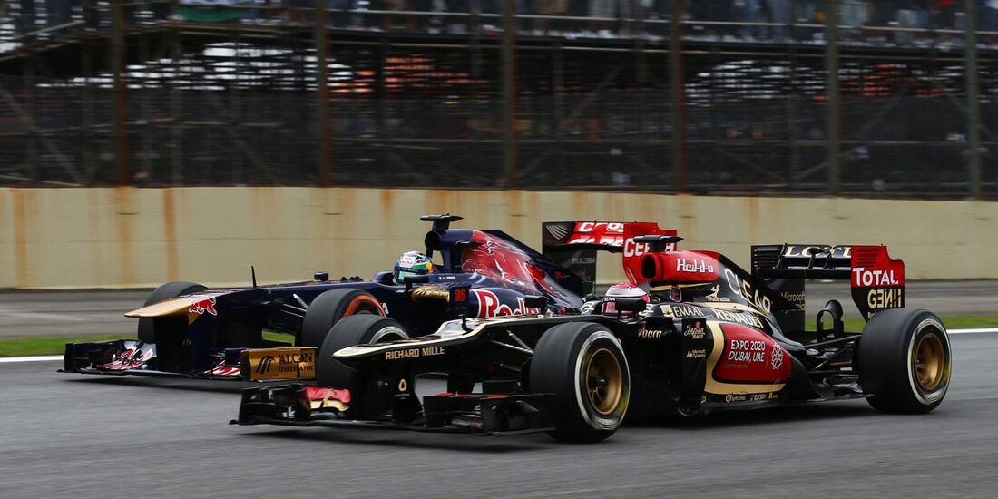 Heikki Kovalainen - GP Brasilien 2013