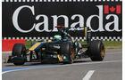 Heikki Kovalainen - GP Kanada 2011