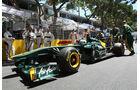 Heikki Kovalainen GP Monaco 2011