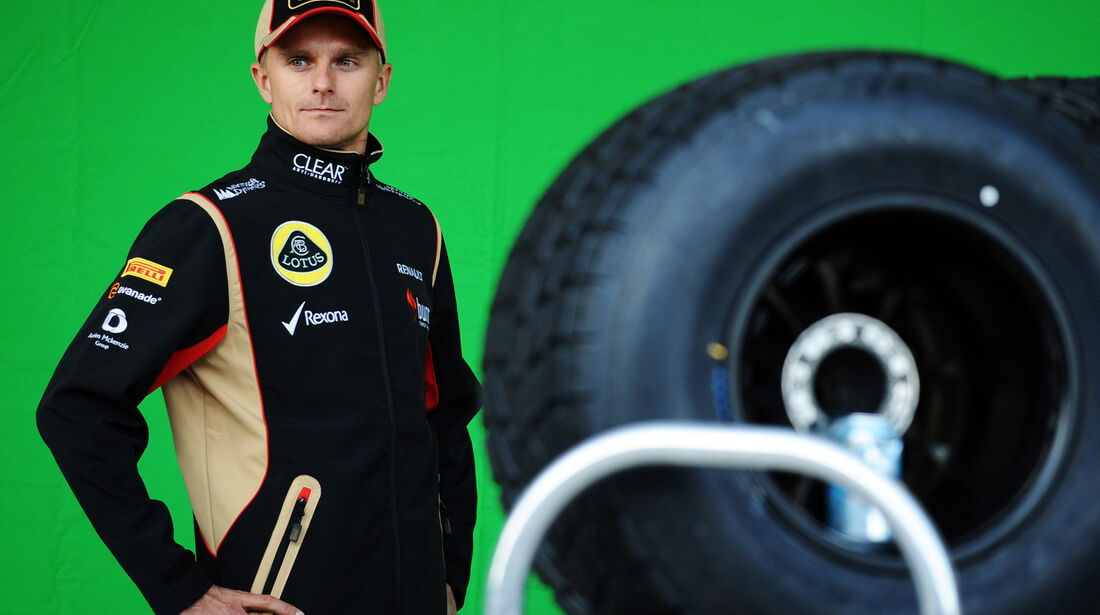Heikki Kovalainen - Lotus - Formel 1 - GP USA - 14. November 2013